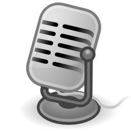 Vintage Microphone Clipart Download