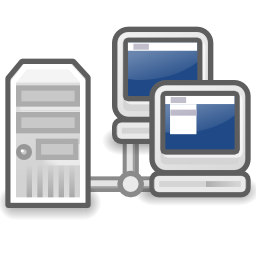 Computer Network Icon Download