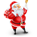 Santa Claus Icon Download