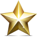 Gold Star Image Download