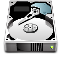 Hard Drive Interior Image Download