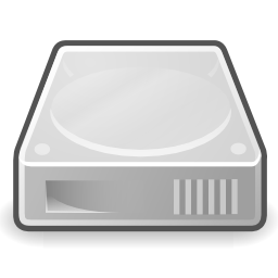 Hard Drive Image 2 PNG Format