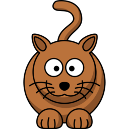Cat Illustration Icon Image PNG Format