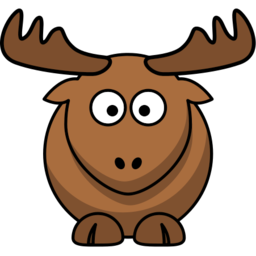 Elk Illustration Icon Image Download