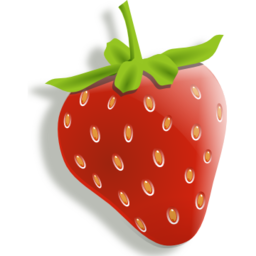 Strawberry Icon Image PNG Format