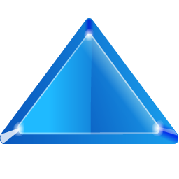 Blue Up Arrow Image Download