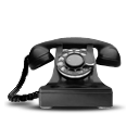 Antique Telephone Icon Image Download