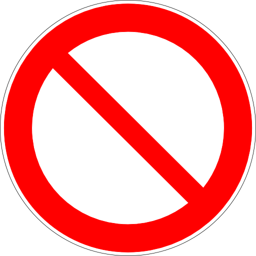 Do Not Sign