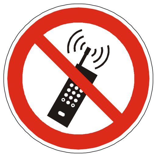 No Cell Phones Allowed Sign Image Download