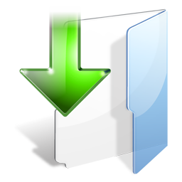 File Download Icon PNG Format