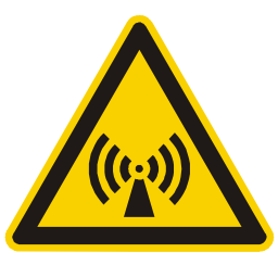 Electromagnetic Field Hazard Sign Download