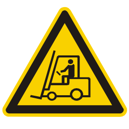 Forklift Hazard Sign Download