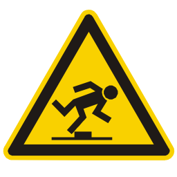 Caution Trip Hazard Sign Download