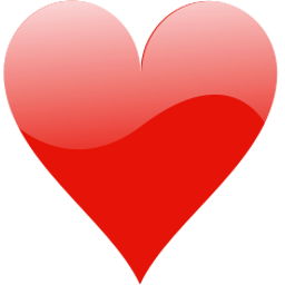 Hearts Icon PNG Format