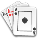 Aces Playing cards PNG Format