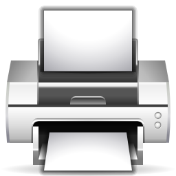Printer Icon Download 5 PNG Format