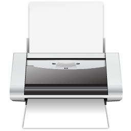 Printer Icon Download 6 PNG Format