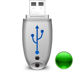 USB Flash Drive ON Image Download